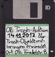 Trash-Auktion